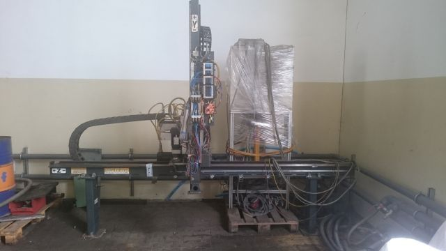 Robot Suhling numer fabryczy 971700 rok 1997