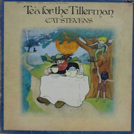 Disco Vinil Tea for the Tillerman - Cat Stevens