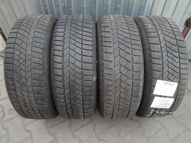 Opony Zimowe 205/60R16 92H Continental TS830P SSR x4szt. nr. 1197
