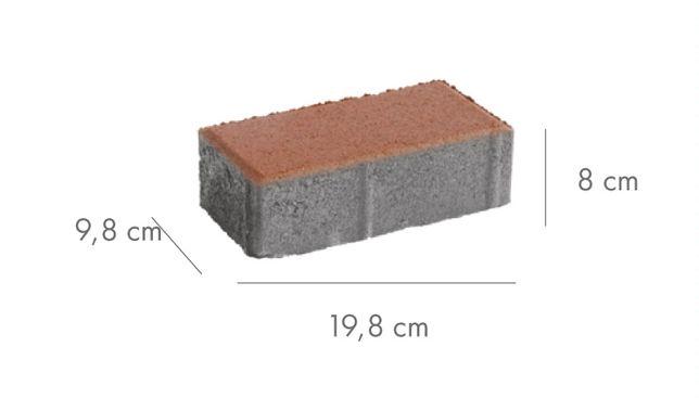Kostka brukowa betonowa Libet Prostokąt grubość 8cm