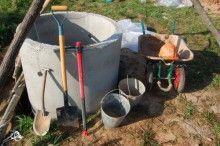 Копання криниць, чистка криниці, септики, траншеї та поглиблення