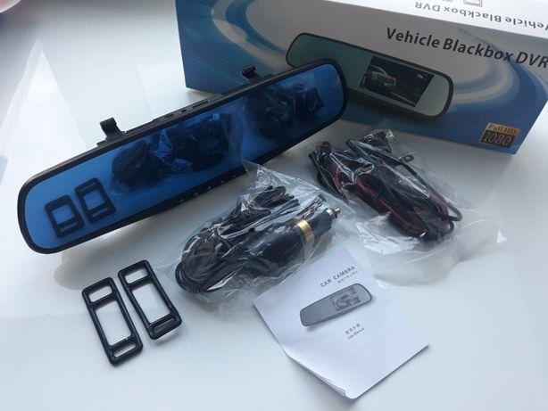 Видеорегистратор-зеркало заднего вида Vehicle Blackbox DVR L 9000 (две