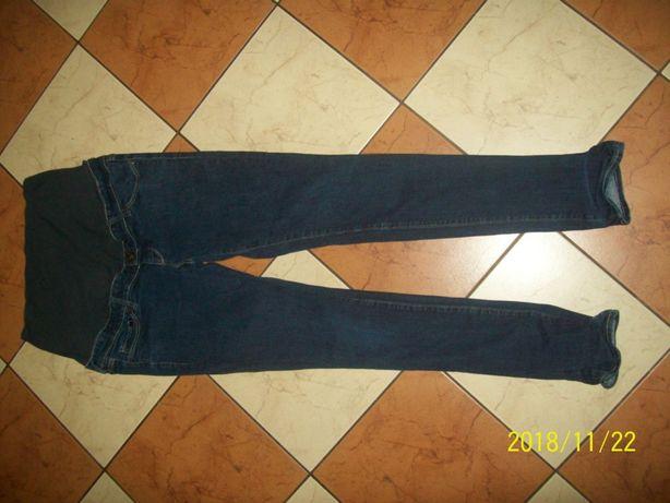 H&M Mama Slim spodnie jeans rurki rozm 40