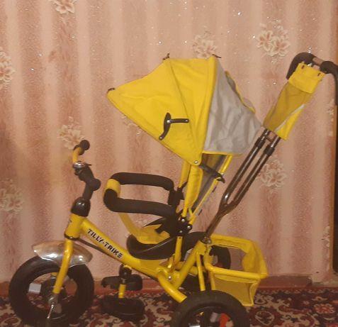 СРОЧНО Велосипед детский Tilly- Trike