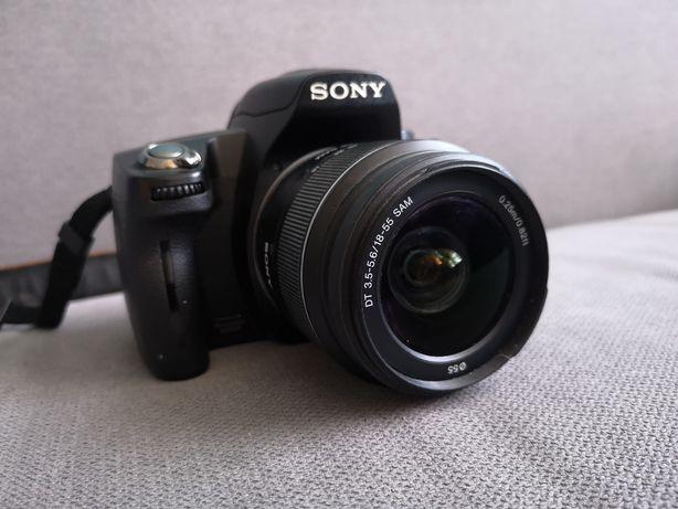 Aparat Sony DSRL-A290