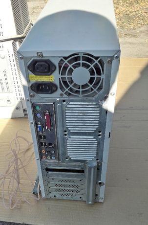 Компьютер в рабочем состоянии