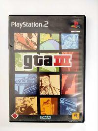 GTA III PS2   PlayStation 2