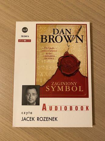 Audiobook - Dan Brown - Zaginiony Symbol - nowy