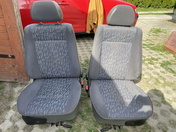 Fotele VW Caddy Polo Seat Ibiza