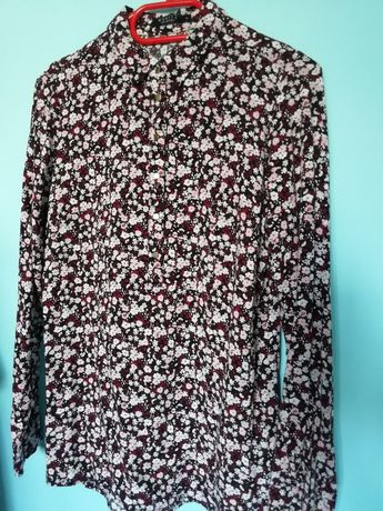 Koszula Mohito w kwiatki r. 36
