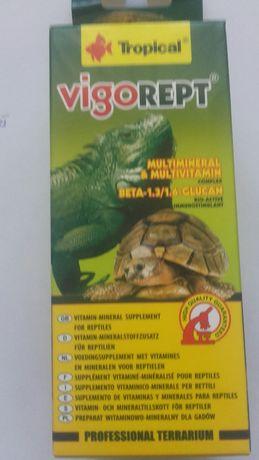 VigoRept profesjonalny preparat witaminowy dla gadów 85g.