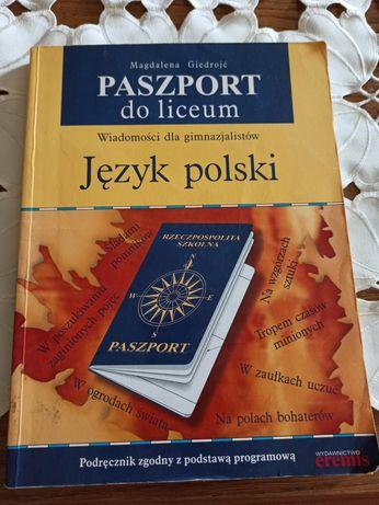 Paszport do liceum z języka polskiego