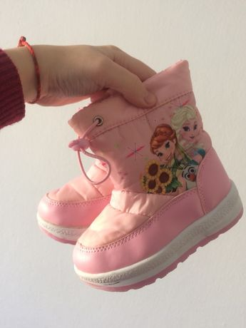 Зимние сапожки, ботинки, дутики на девочку