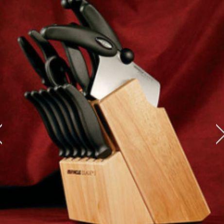 Нож, набор ножей, кухонные ножи, ножницы, точилка, точилка для ножей