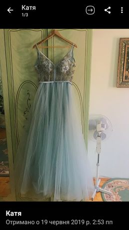Продам сукню для урочистих подій.
