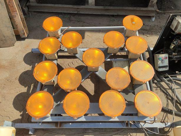 Oświetlenie, Sygnalizator Na Dach Autostradowy