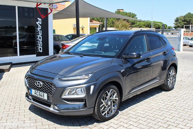 Hyundai Kauai 1.6 GDi Premium HEV