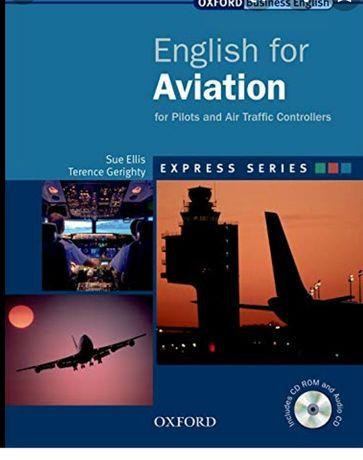English for aviation oxford та MacMillan 2 підруч аудіо ICAO пдф