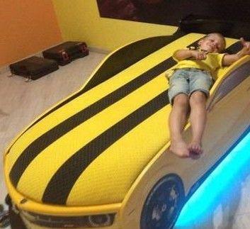 Кровать машина/ліжко машинка+матрас/БЕЗКОШТОВНА ДОСТАВКА!