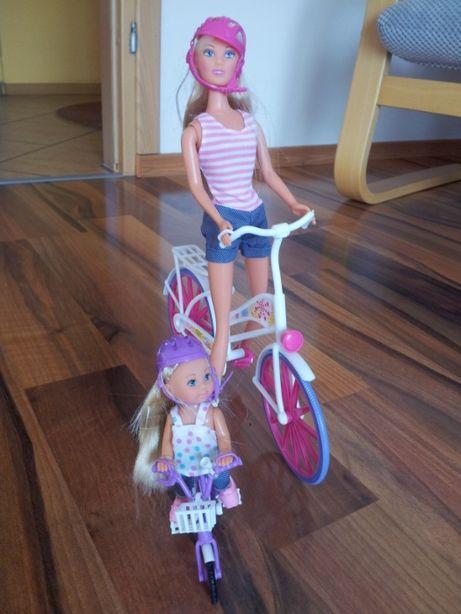 Barbie Stefii na rowerze