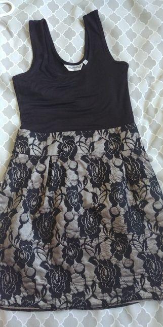Cudna sukienka dla dziewczynki, na święta wesele 140-146 Generation X