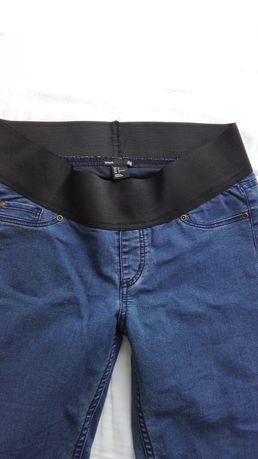 Spodnie ciążowe H&M roz 36.