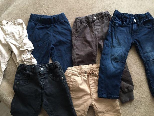 Штаны для мальчика 5 пар. 2-4 года