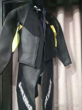 Casaco de mergulho