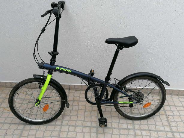 Bicicleta Hoptown 320