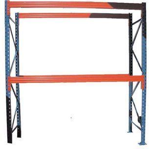 Estantaria pesada para grandes cargas para paletes barata