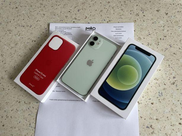 iPhone 12 Mini GREEN 64GB 5G | IDEALNY | Gwarancja | SKLEP!