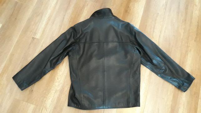 Kurtka / Płaszcz skórzany  L , XL 2szt.