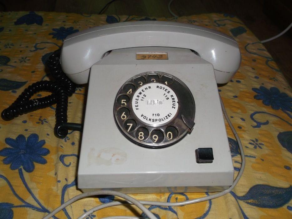 Stary telefon RFT dla kolekcjonera Kostrzyn nad Odrą - image 1