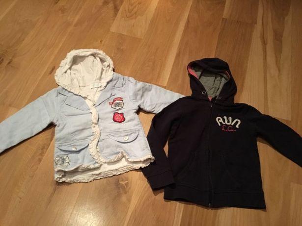 Bluzy dziewczęce 2-3 lata 104, ZARA, Smyk, super stan