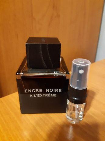 Lalique Encre Noire A L'Extreme, odlewka 5 ml