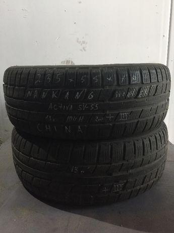 Зимние шины R18 235 55 nankang winter activa sv-55/225 235 215 / 50 60