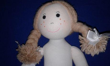 лялька (кукла) интерьерная
