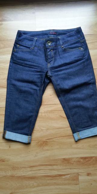 Spodenki jeans