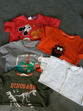Koszulki t-shirty podkoszulki 110