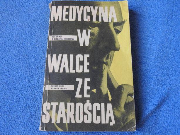 Medycyna w walce ze starością PZWL Wiśniewska Roszkowska