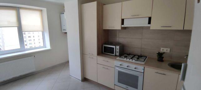 Однокімнатна квартира в новобудові з ремонтом вул. Кравчука