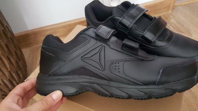 Nowe czarne damskie adidasy Reebok rozmiar 39