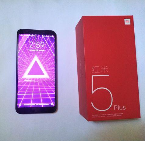 Смартфон Xiaomi redmi 5 plus 3/32