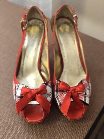 Туфли босоножки босонiжки