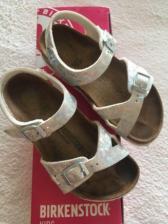 Birkenstock sandały 28 dziewczęce