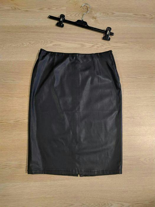 Продам юбку кож.зам, L размер Киев - изображение 1