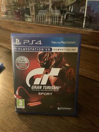 Gran Turismo sport / PS4