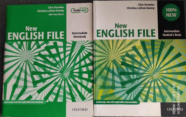 Podręcznik dla średniozaawansowanych do angielskiego + ćwicz. i CD