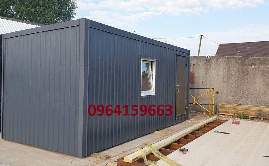 Бытовка, офис, вагончик, пост охраны, дачный домик в наличии Запорожье - изображение 1