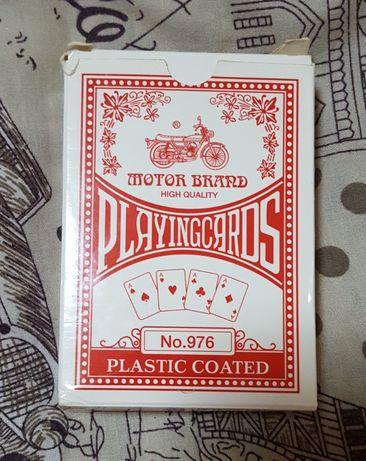 Импортные игральные карты